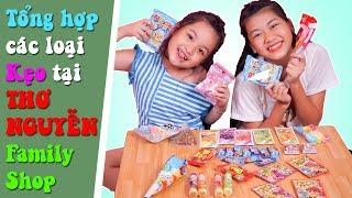 Hộp Kẹo Thơ Nguyễn Family Shop Reviews bởi Yến Nhi | NYN KID