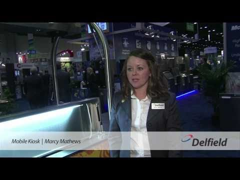 Delfield New Mobile Foodservice Kiosk Overview