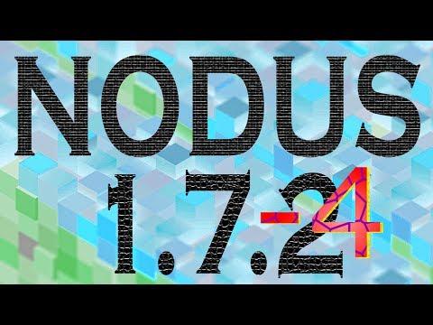 Minecraft - 1.7.2 - 1.7.5 Hacked Client - Nodus - WiZARD HAX