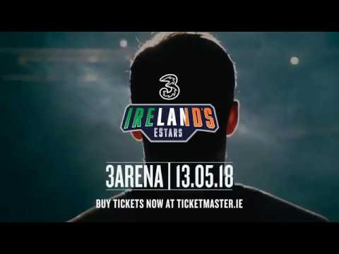 3Ireland E Stars event 13th May 2018