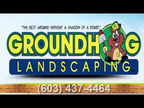 Landscaping Derry, New Hampshire | Groundhog Landscaping Inc.