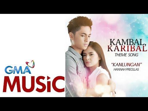 Kanlungan | Hannah Precillas | Kambal, Karibal Theme Song | Official Lyric Video