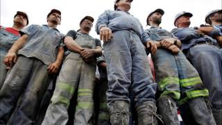 Tribute to the Fallen Coal Miners