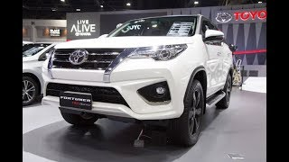 THE NEW 2019 TOYOTA FORTUNER ALL TYPE CONCEPT | LIMITED EDITION