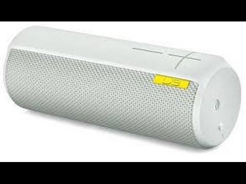 Logitech UE Boom - Best Bluetooth Speaker? - In-Depth Review -  March 2014