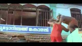 Sound Thoma - Spadikam Mohanlal Entrance - സ്ഫടികം HD