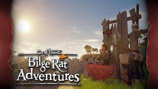 Official Sea of Thieves Bilge Rat Adventures #1: Skeleton Thrones