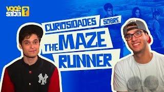 Você Sabia no Telecine - Curiosidades sobre Maze Runner