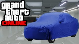 GTA 5 HIDDEN CAR FOUND! UNSEEN SECRET CAR DISCOVERED ON GTA 5 (GTA 5 RARE & SECRET CARS)