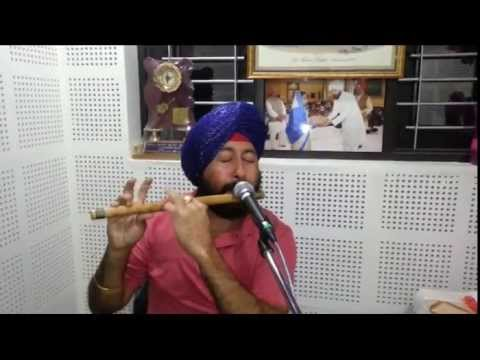 Angrezi beat te  yo yo honey on flute by ballu +919302570625