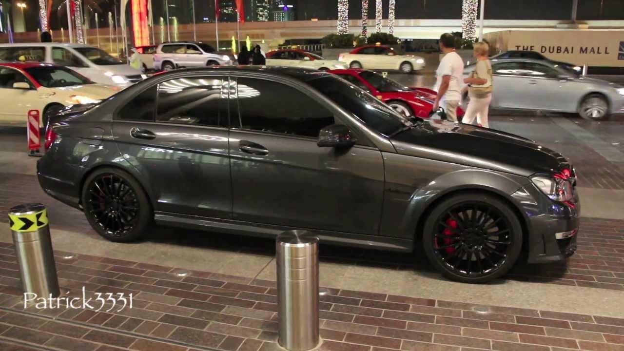 C63 Amg Coupe Grey Bad Ass Grey C63 Amg v8