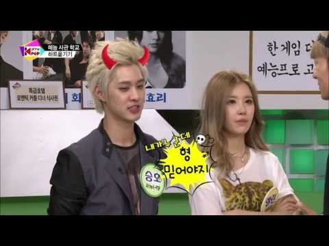 All The K-pop - Entertainment Academy 3-2, 올 더 케이팝 - 예능사관학교 3-2 #01, 35회 20130528 Music Videos