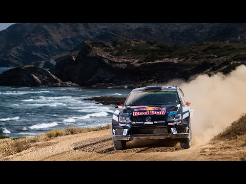Sliding out in Sardinia: Rally Highlights | FIA World Rally Championship 2016