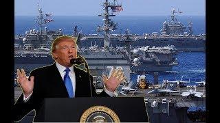 Mỹ tuyên bố chiến lược quân sự năm 2018 ở biển Đông, VN vui mừng TQ lo mất ăn mất ngủ
