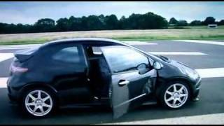 Тестдрайв   Honda Civic Type R WWW.MIRAVTOPROM.RU