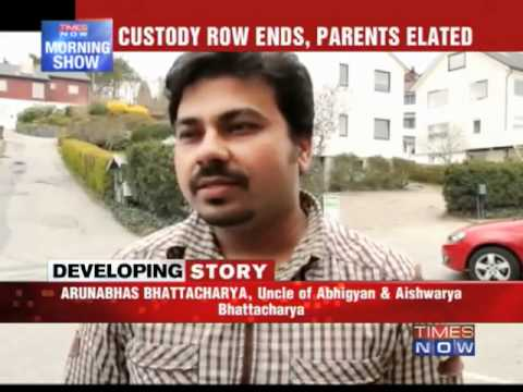 Custody row: Toddlers to return home