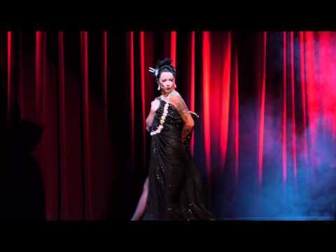 06 Charlotte Treuse   Pink Pussycat - Cirque Du Burlesque Oct 2013 video