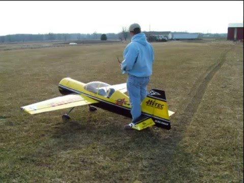 Maiden Day of my Extreme Flight 110