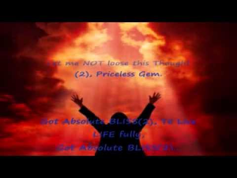 Maza Aa Gaya Re Zindagi Jeene Ka -with Subtitles - Absolute Bliss - Bk Song. video