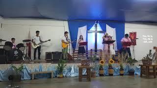 EVERY PRAISE/FIRM FOUNDATION/HOLY SPIRIT