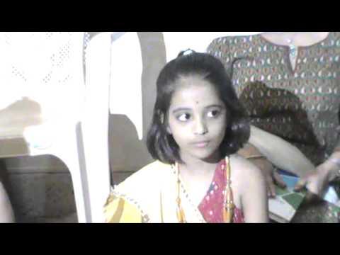 Bhajan-TUMA Asha Vishwas Hamare by little sweety TWINS-Harshika...