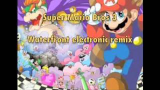 download lagu Super Mario Bros 3- Waterfront Remix, With Mp3 gratis
