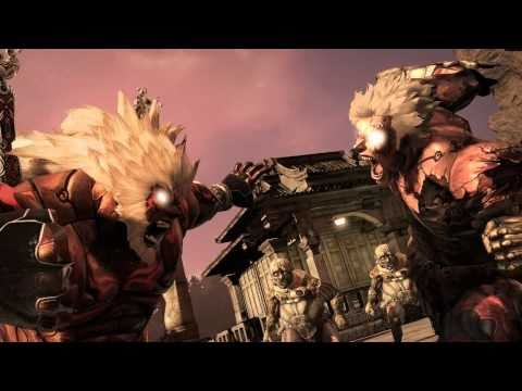 Asura`s Wrath trailer