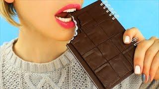 Канцелярия в виде сладостей – 10 идей