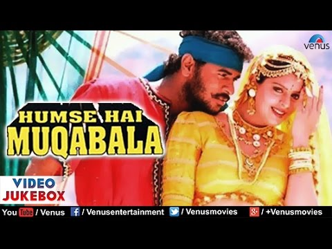 Hum Se Hai Muqabala Video Jukebox | Parbhu Deva Nagma |