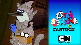 No confíen en nadie. | Otra Semana en Cartoon  | S03 E03 | Cartoon Network