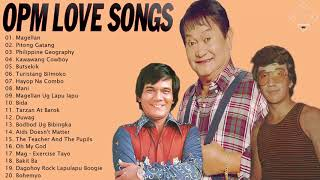 Yoyoy Villame, Fred Panopio, Eddie Peregrina songs Collection || Filipino ClASsiC