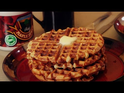 BHO Bakin Cheese Waffles: Cooking with Marijuana #118 Concentrates Wax Shatter Recipe