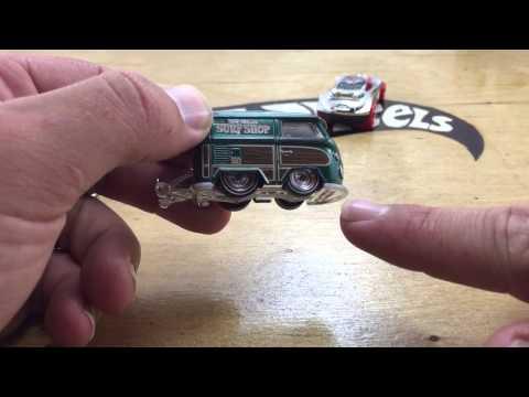 Hot Wheels 2015 A Case Super Treasure Hunt Kool Kombi!