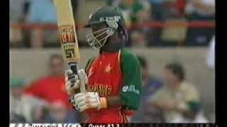ZIMBABWE vs NEW ZEALAND, 2003 WORLD CUP SUPER SIX MATCH
