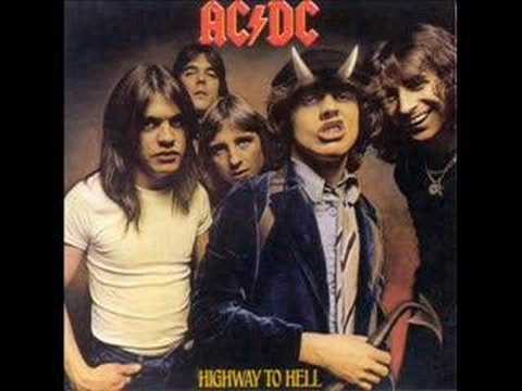 Dawn By Law - I Wanna Be In Ac Dc