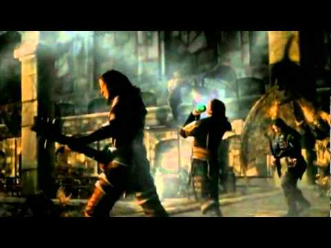 BLIND GUARDIAN - The Otherland - fan made Music Video/ trailer