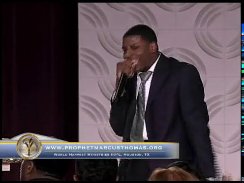 World Harvest Ministries: Prophet Marcus Thomas (Detroit Vid2)