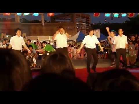 日僑學校 夏之祭典 跳舞