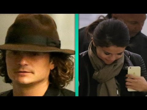 Selena Gomez and Orlando Bloom Fuel Dating Rumors!