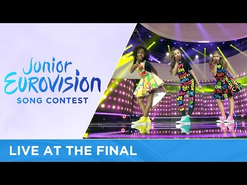 Kisses - Kisses & Dancin' (The Netherlands) LIVE Junior Eurovision 2016