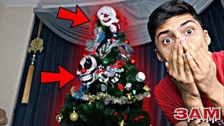DO NOT MAKE YOUR CHRISTMAS TREE AT 3AM!! *WARNING*