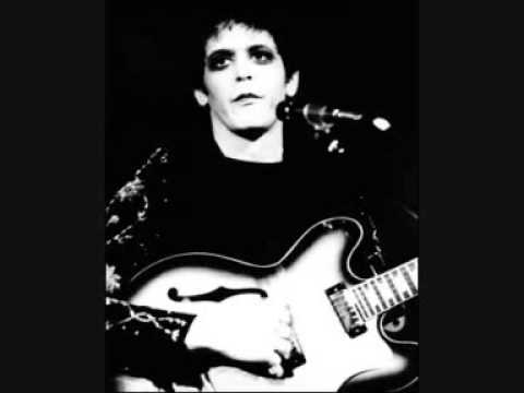 Lou Reed - Lou Reed - Walk On The Wild Side (With Lyrics)