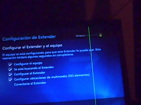 tutorial para conectar el xbox 360 a windows media center