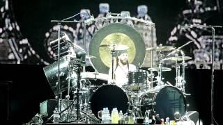 Tommy Clufetos' SICK Drum Solo!!  Lollapalooza/Black Sabbath 2012 Highlight!!!