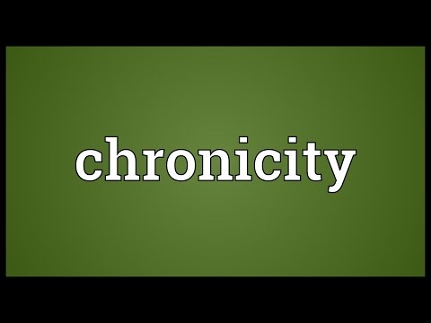 Header of chronicity
