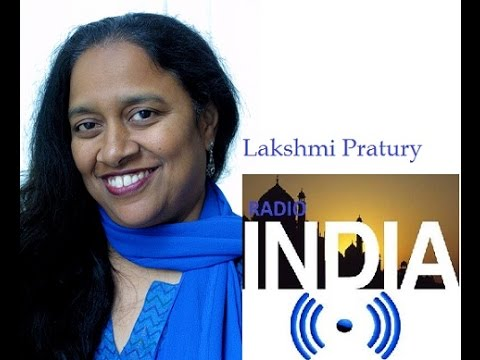 Lakshmi Pratury Radio India Show One Worldwide Digital Stream Screenworks Entertainment