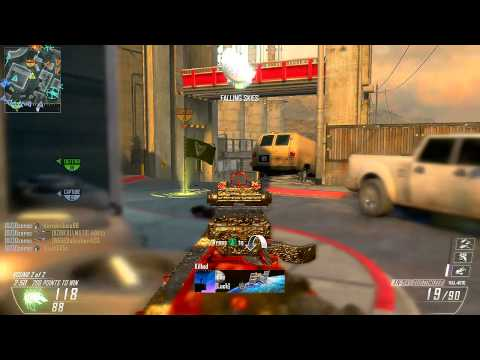 203 Kills w/ AN94 on Meltdown! 300+ Hunting?? - BO2 / Black Ops 2 Gameplay