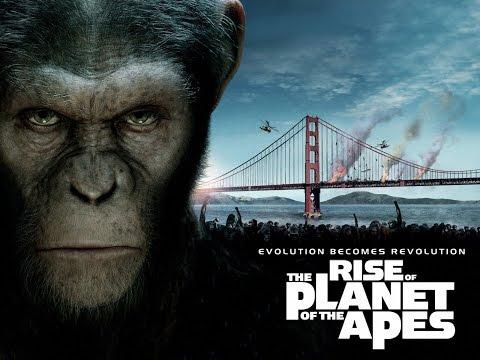 Maymunlar Cehennemi: Başlangıç (Rise of the Planet of the Apes) 2011 Fragman/Trailer