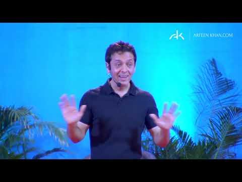 Arfeen Khan - Communication a must to be a Millionaire