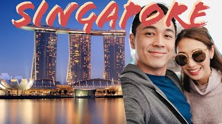 Around Singapore with Slater| Kryz Uy